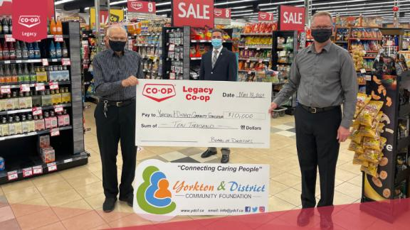 Legacy Co-op is a locally-owned co-operative serving Yorkton ...